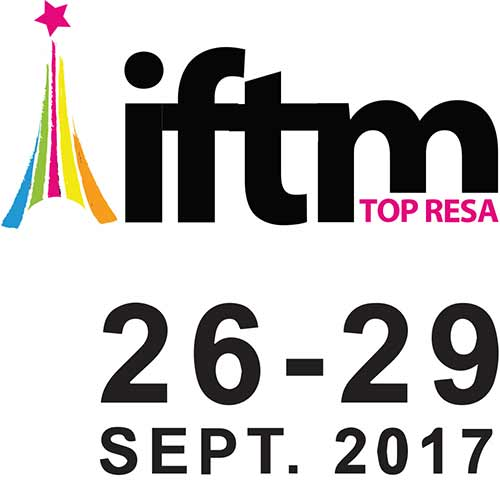 On expose l 39 iftm top resa 2017 stand 093 viaxoft for Salon top resa