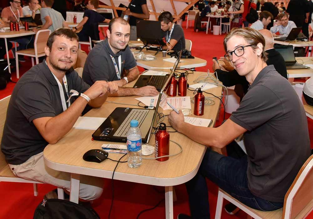 Hackathon Sabre