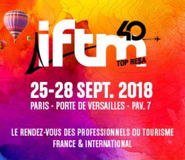 ViaXoft expose à l'IFTM Top Resa 2018