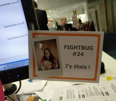 Les 8 règles du Fight Bug